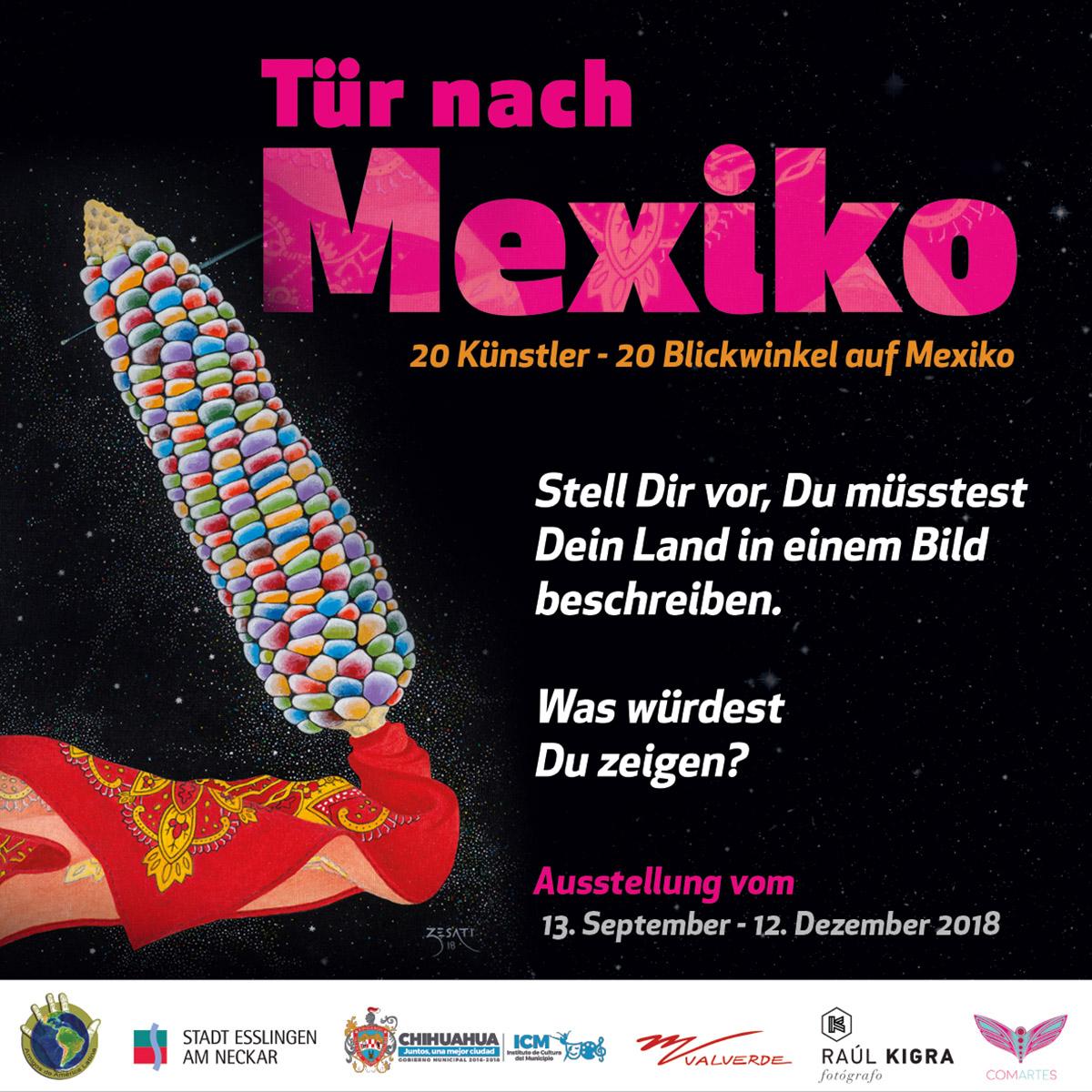 Exposición Puerta de México