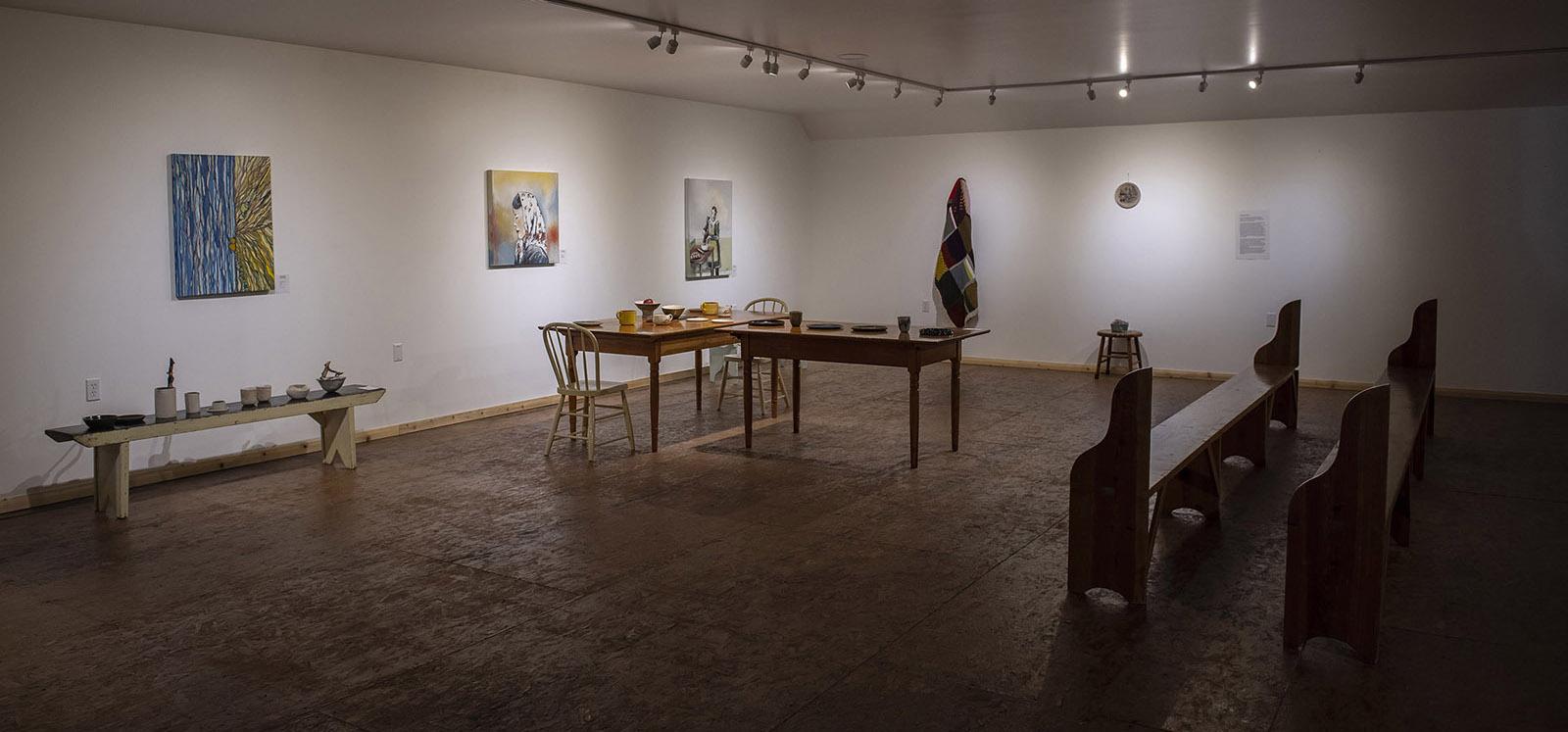 Sororidad exposición museo menonita chihuahua