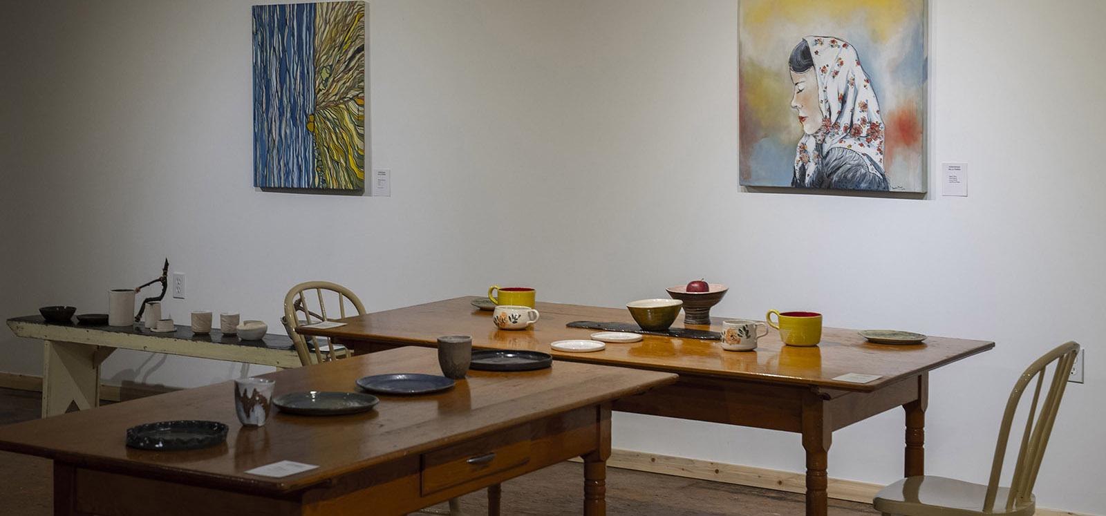 Exposición conceptual menonita chihuahua
