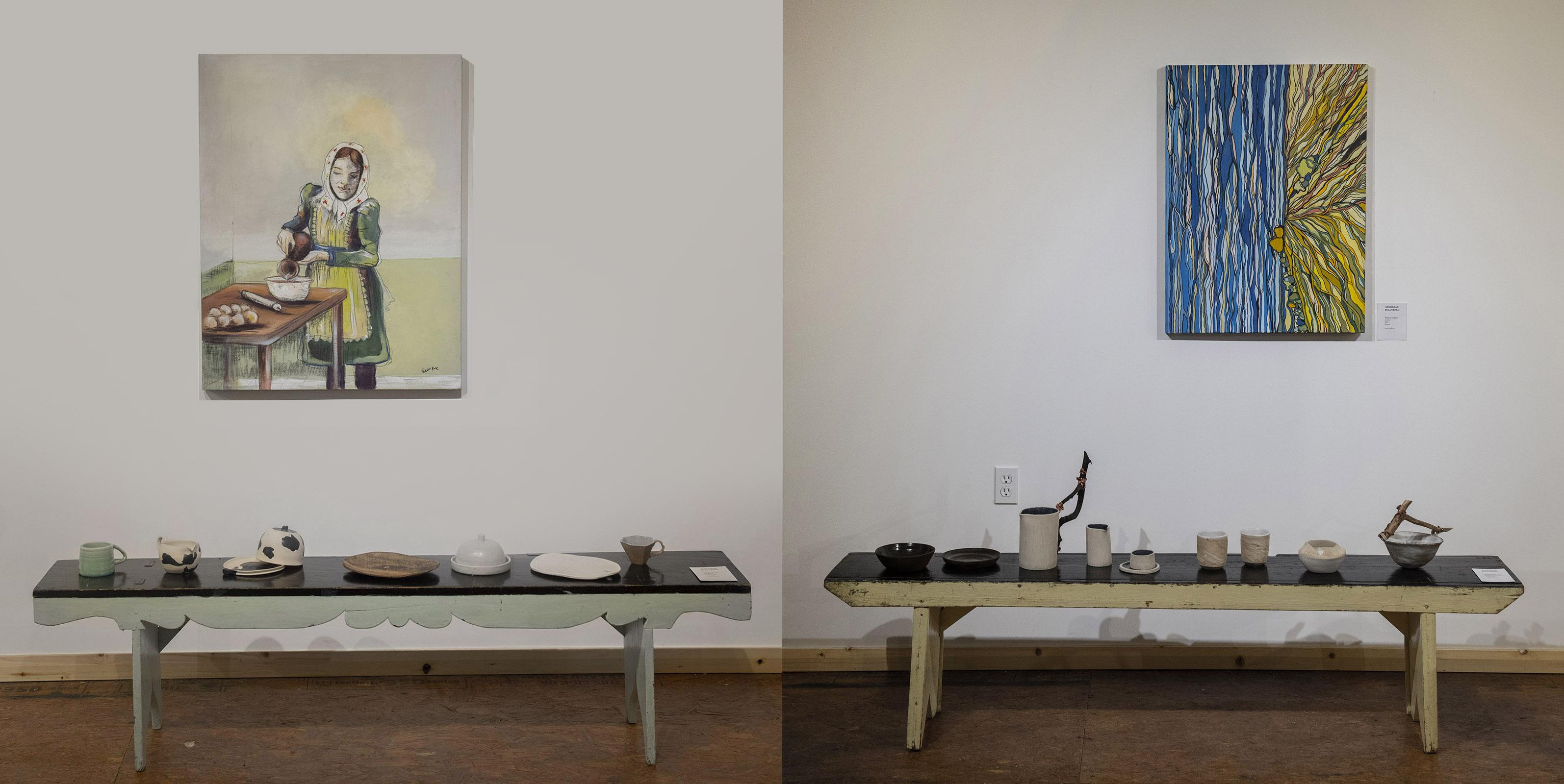 Exposición museo menonita chihuahua