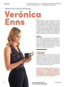 Entrevista Verónica Enns perfiles pro