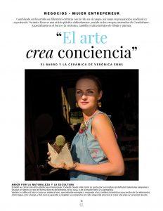 Entrevista Verónica Enns Mujeres Alpha 1